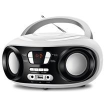 Rádio Portátil Mondial Up White BX-14 Display Digital - Bivolt
