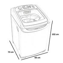Lavadora de Roupas Electrolux 13kg LTD13