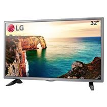 "Smart TV LG HD 32"" LED com Conversor Digital Wi-Fi 2 HDMI USB webOS 3.5 32LJ600B"