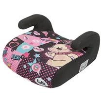 Assento Tutti Baby Supreme para Crianças de 15kg até 36 Kg - Rosa