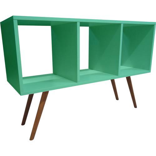 Estante Horizontal 90 cm 0369 Phorman 100% MDF – Verde