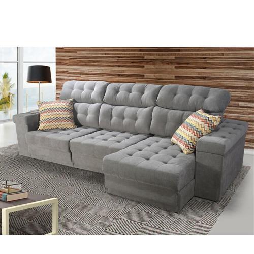 Swell Sofa Dimercuri Porto Belo Retratil 4 Lugares Chenile Schumann Pdpeps Interior Chair Design Pdpepsorg