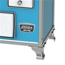 Fogão a Lenha Venax Classic Vintage Gabinete Número 0 com Tampa Saída Direita