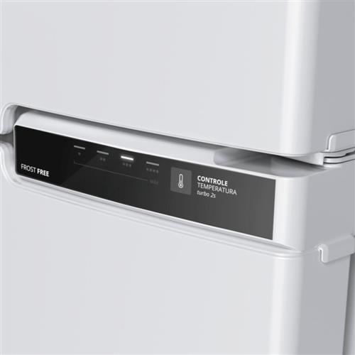 f75a688cf Geladeira Brastemp BRM44HB 375 Litros Frost Free 2 Portas com Painel  Eletrônico Branco. Geladeira Brastemp BRM44HB 375 Litros Frost Free 2 Portas  com Painel ...