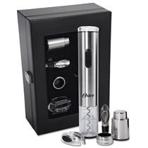 Kit para Vinho Oster Inspire FPSTBW8055 com 5 Peças Inox