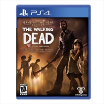 Jogo The Walking Dead The Complete 1st Season - Playstation 4 - Telltale Games