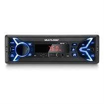 Som Automotivo Multisom Pop BT P3336 MP3 Player com Bluetooth Entra...