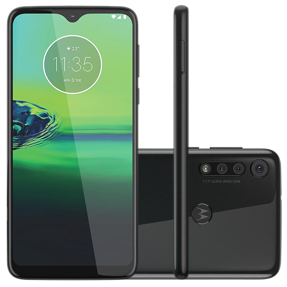Smartphone Motorola Moto G8 Play 32GB Câmera Tripla 13MP Frontal...