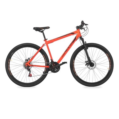 Bicicleta Free Action Flexus 2.0 Aro 29 Susp. Dianteira 21 Marchas - Cinza/laranja
